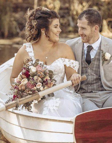 Hinterland wedding flowers sunshine coast